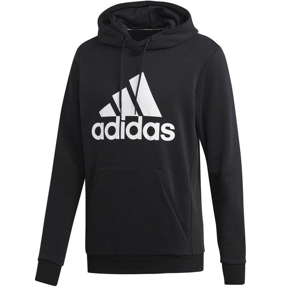 niesamowity wybór najlepsza wyprzedaż sprzedaż obuwia Bluza adidas MH BOS PO FT czarna DQ1461