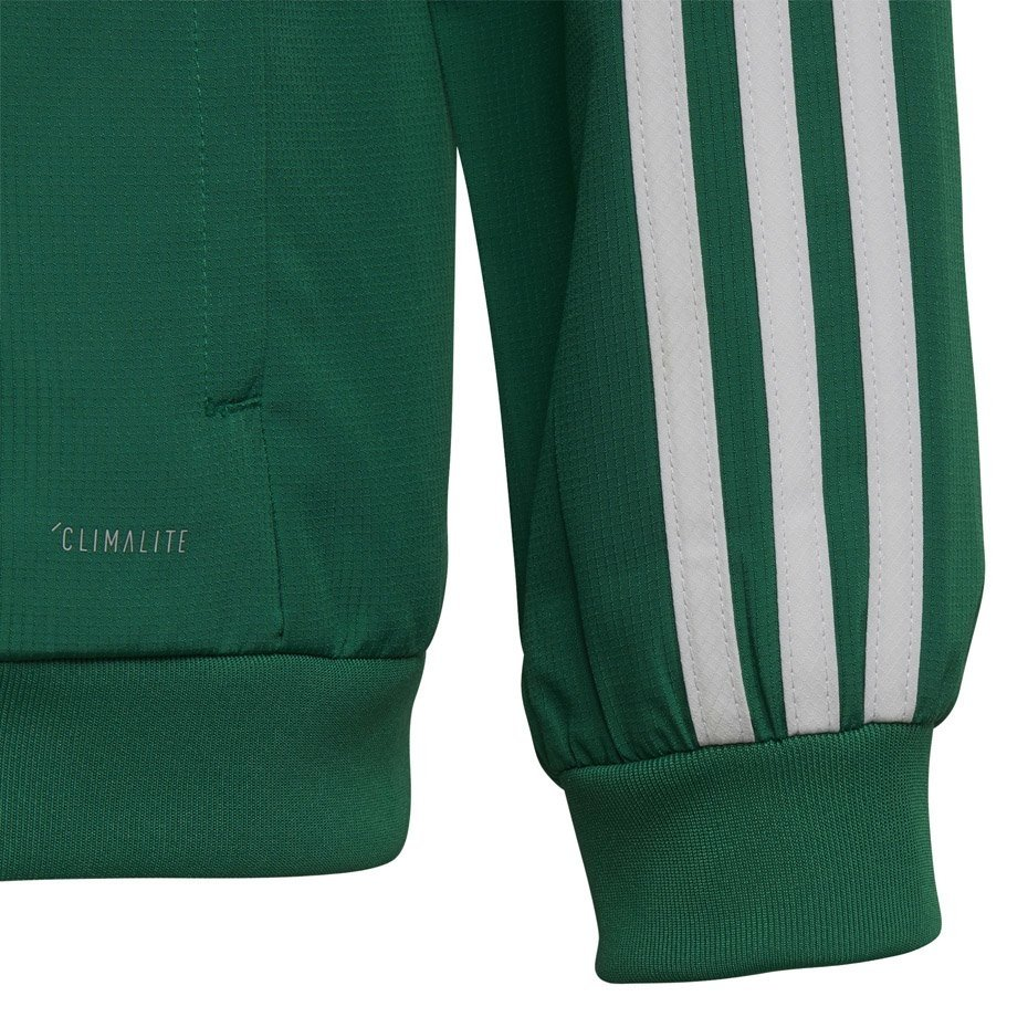 adidas bluza zielona