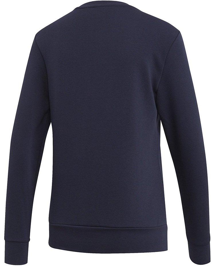 Bluza damska adidas W Essentials Linear Sweat granatowa EI0678