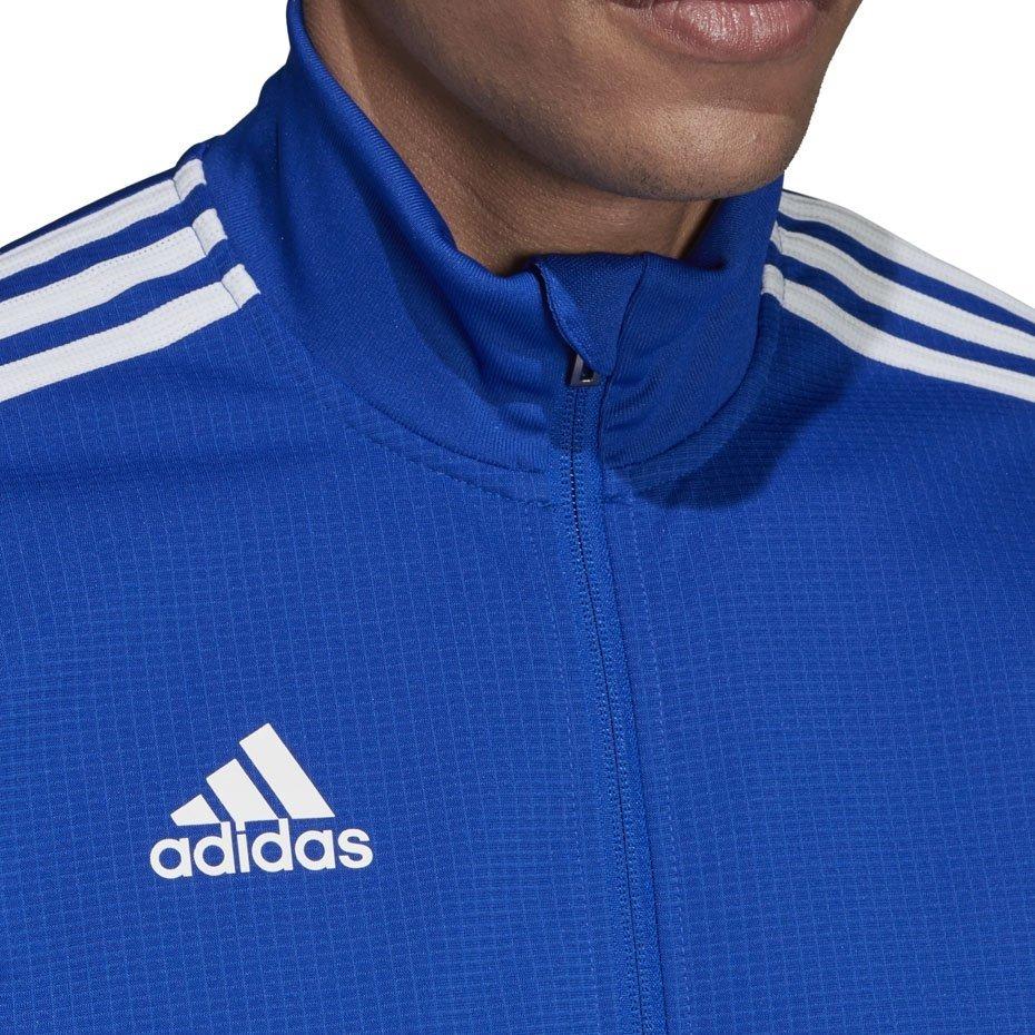 Bluza męska adidas Tiro 19 Training JKT niebieska DT5271