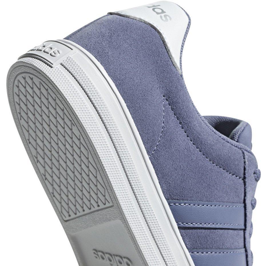 Buty adidas Daily 2.0 W F34739 fioletowe w 2019   Adidas