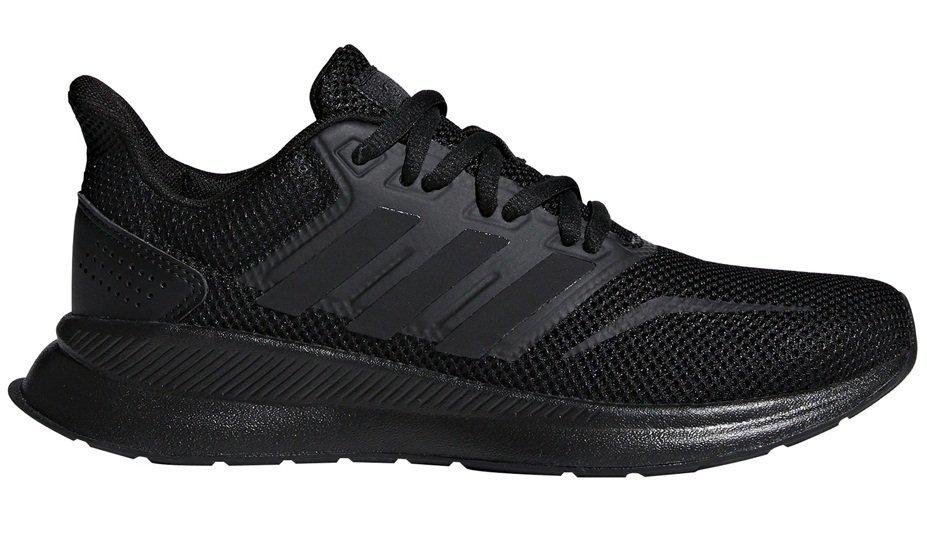 Buty Sportowe adidas Runfalcon K F36549 Czarne Ceny i
