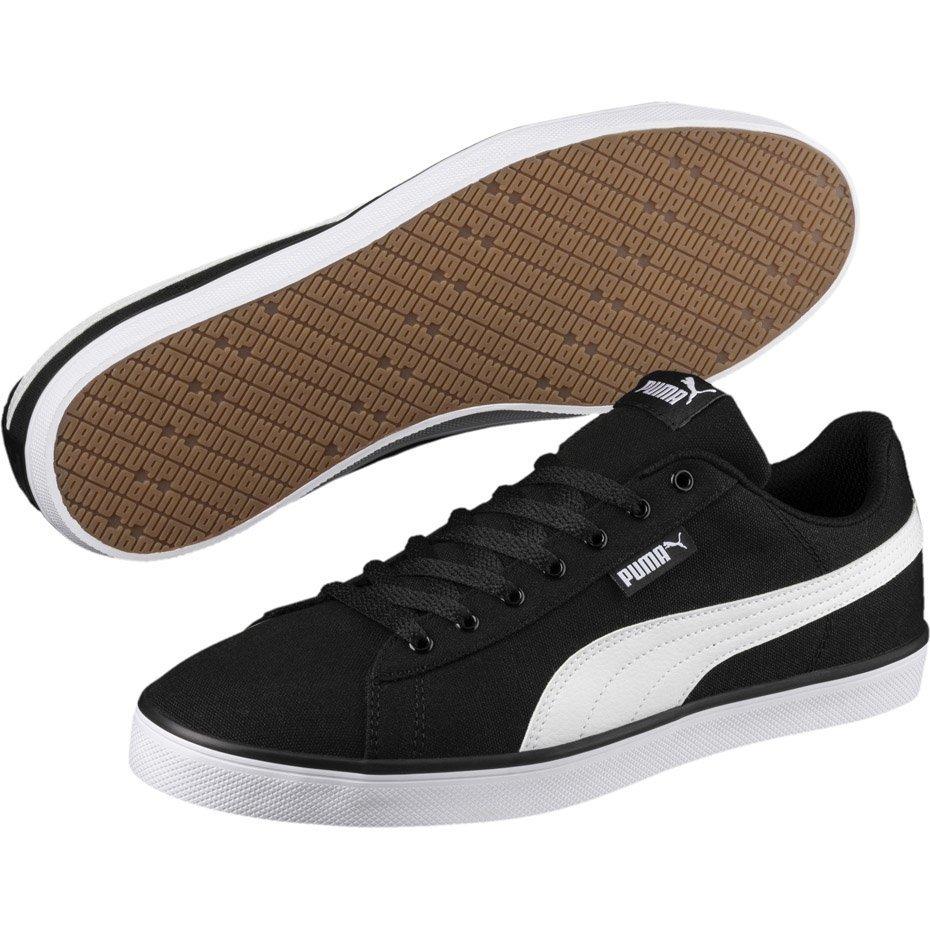 Buty męskie Puma Urban Plus CV czarne 366414 02 42,5