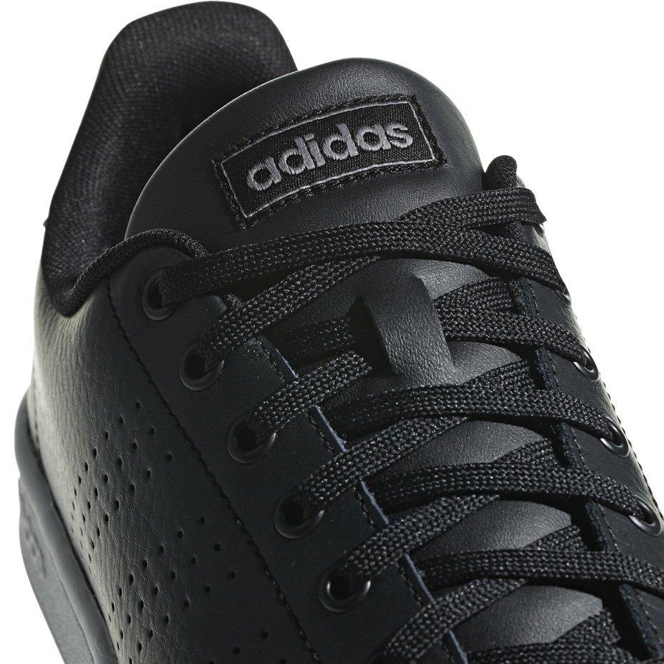Buty męskie adidas advantage czarne f36431