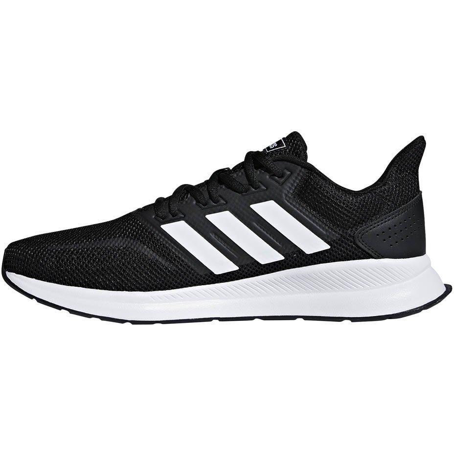 Buty męskie adidas Runfalcon czarno białe F36199