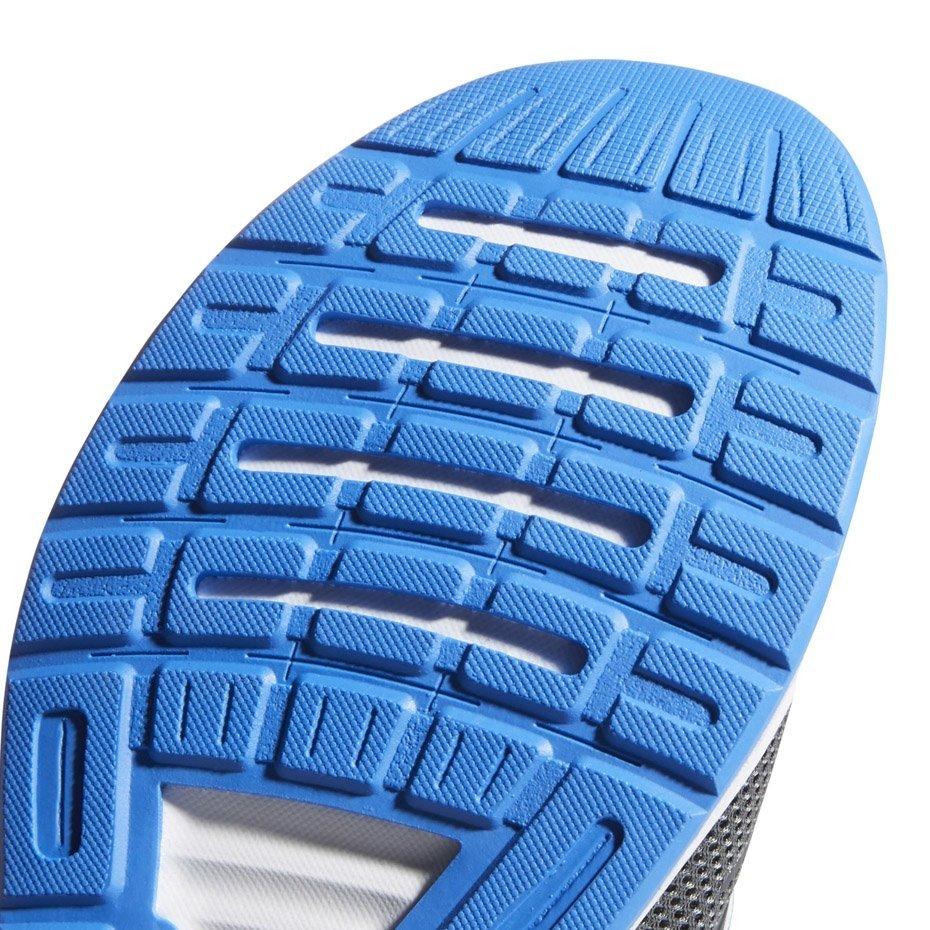 Buty męskie adidas Runfalcon szaro niebieskie G28730