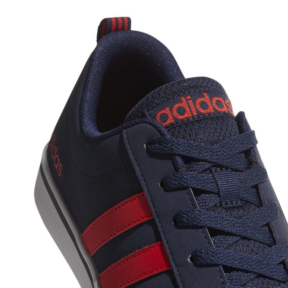 buty adidas czerwone vs pace