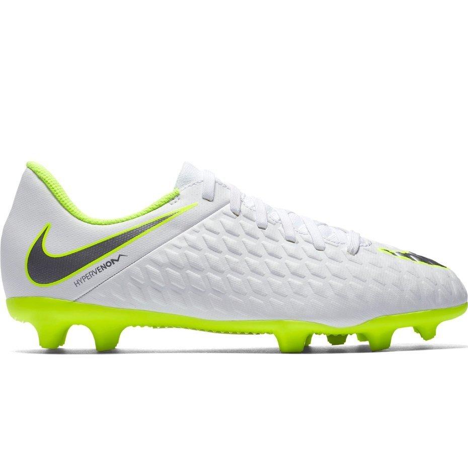 całkowicie stylowy połowa ceny na wyprzedaży Buty piłkarskie Nike Hypervenom 3 Club FG JR AJ4146 107