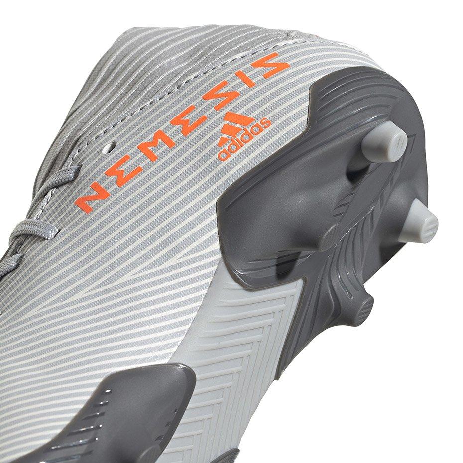 Buty pi?karskie adidas Nemeziz 19.3 FG JR szare EF8302