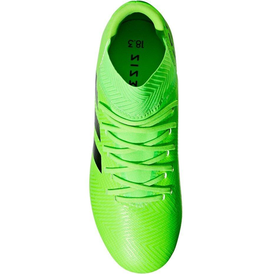 najlepiej sprzedający się style mody ekskluzywny asortyment Buty piłkarskie adidas Nemeziz Messi 18.3 FG JR DB2367