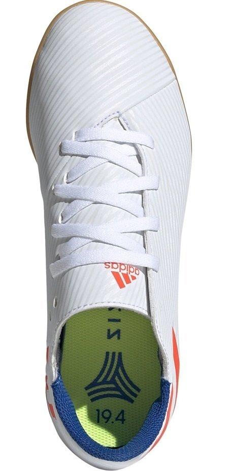 sklep w Wielkiej Brytanii niska cena przemyślenia na temat Buty piłkarskie adidas Nemeziz Messi 19.4 IN JR białe F99928