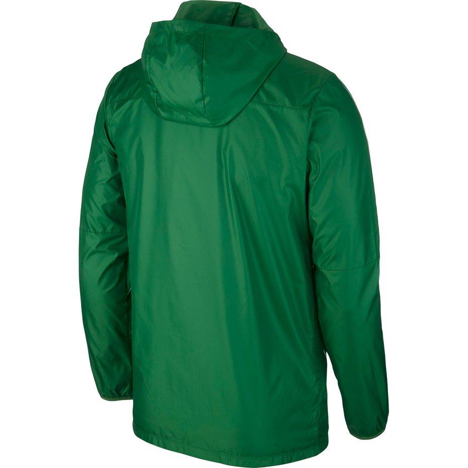 Kurtka przeciwdeszczowa męska Nike Dry Park 18 Rain zielona AA2090 302