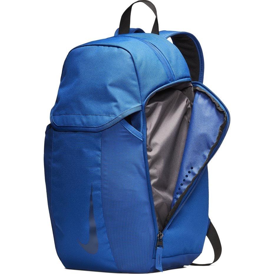 oszczędzać konkretna oferta rozmiar 7 Plecak Nike Academy niebieski BA5508 438