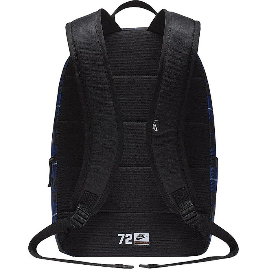 najlepiej online Najlepsze miejsce później Plecak Nike Hernitage BKPK 2.0 AOP niebiesko czarny BA5880 011