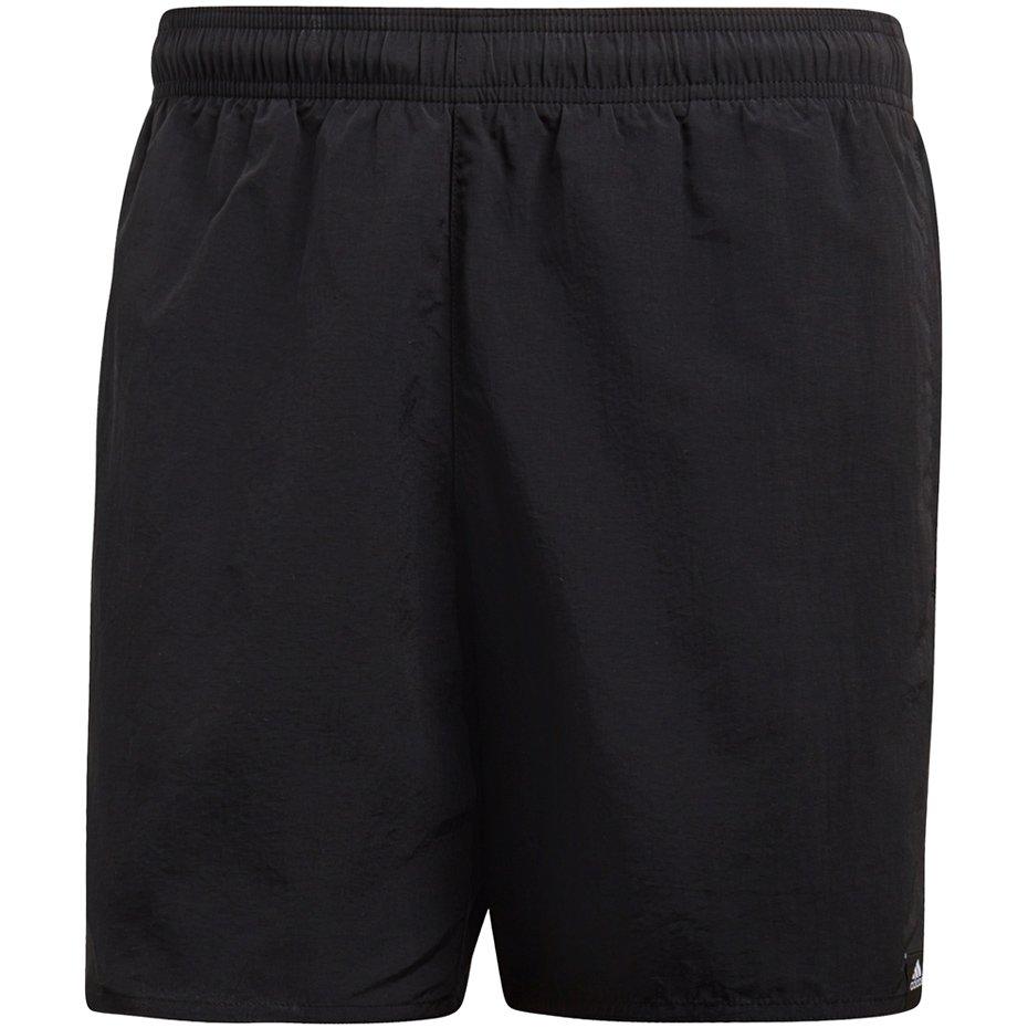 Spodenki kąpielowe męskie adidas Solid SH SL czarne CV7111