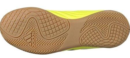 Buty piłkarskie adidas Copa 19.4 IN JUNIOR żółte F35451